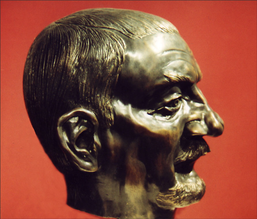 Male Portrait Bust